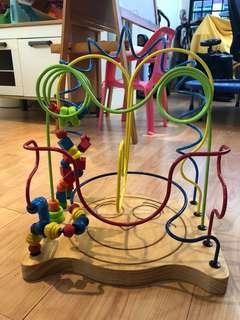 Hape Bead Maze Educational Toy