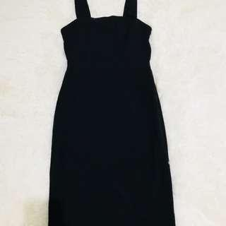 🔺REPRICED🔺Sexy Back Black dress