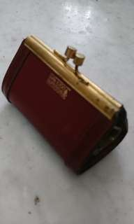Vintage SIA coin purse