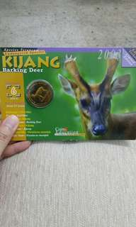 Endangered Species Kijang Barking Deer