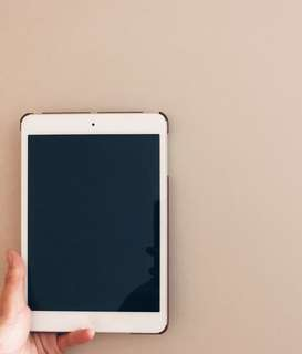iPad Mini 64GB Wi-Fi, silver