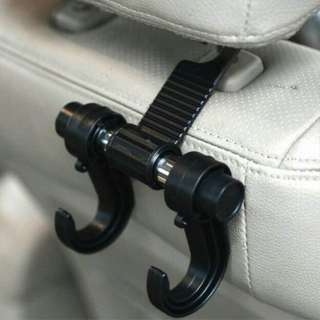 Vehicle Hanger Auto Car Sear Bag Hook