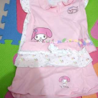 Terno outfit for baby girl 6~10months