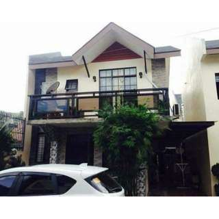 RFO House and Lot Fully Furnished