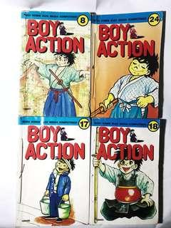 Boy Action - Tetsuya Chiba