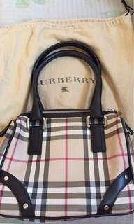 Authentic Burberry Nova Check