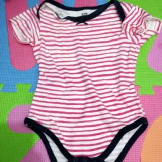 Cute bodysuit for baby girl 6~10months