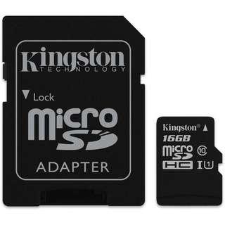 Kingston 16GB Class 10 MicroSD Card