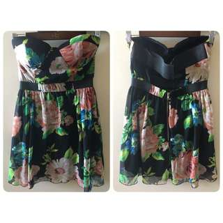 Floral dress for sale Medium