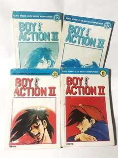 Boy Action 2 - Tetsuya Chiba & Asao Takamori
