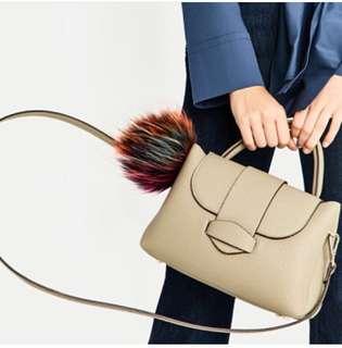 Zara Handbag/Shoulder Bag