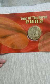 CNY Limited Edition Horse Year