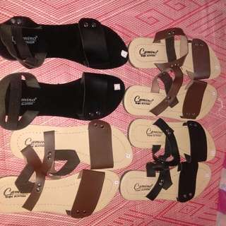Marikina / liliw sandals