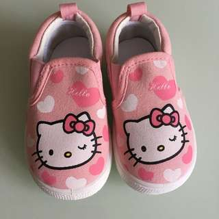 (SugaBies) Cartoon Printed Toddler Shoes