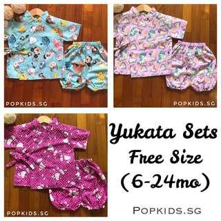 👘Baby Yukata Sets 🥋