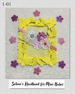Solenn's Headband for Mini-Babes