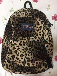 Jansport Leopard High Stakes