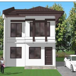 House and Lot in Sunnyside Heights 100sq.m in Batasan Hills Quezon City