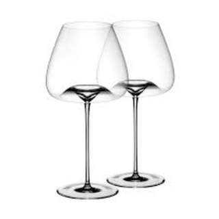 "Zieher ""Vision"" Balanced 2 Wine Glasses"