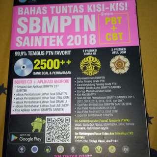 BUKU SBMPTN SAINTEK 2018