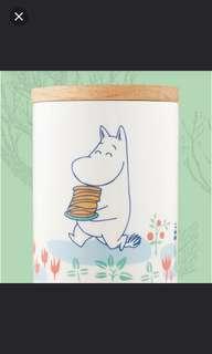 🚚 Moomin罐(全新)