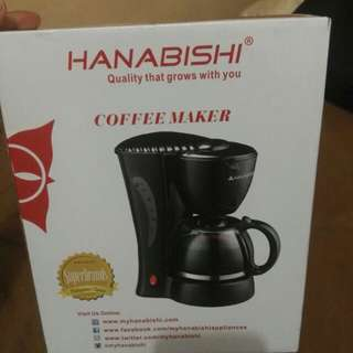Hanabishi Coffee maker