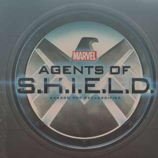 Marvel Agents of S.H.I.EL.D. Season One Declassified