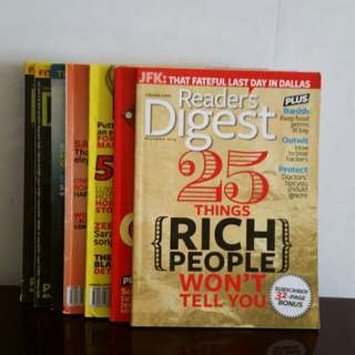 7 Readers Digest
