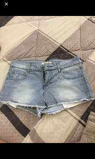 Brand name: forever 21 Size: 27 (fits up to 28 frame) Price: 249