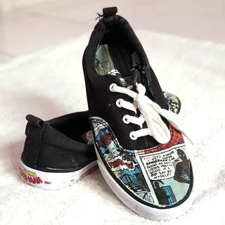 H&M Amazing Spiderman sneakers / shoes