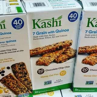KASHI 7 GRAIN WITH QUINOA CRUNCHY BAR