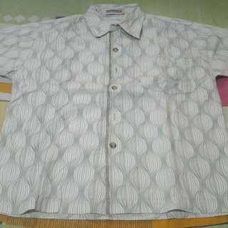 Like new Gingersnap Polo with pocket 10yrs. Old 280