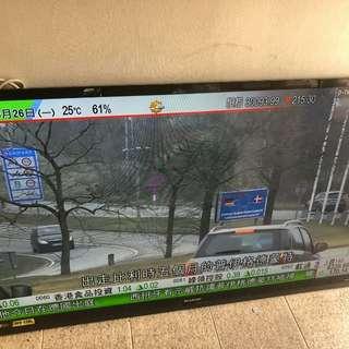 60寸LED全高清電視