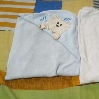 GUC Hooded towels get both for 100