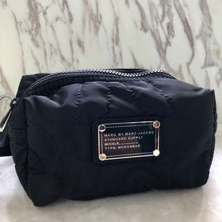 全新 Marc Jacobs MJ 化妝袋 雜物袋 旅行 Makeup Bag Cosmetic Bag