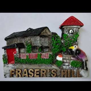 Fridge Magnet Frasers Hill