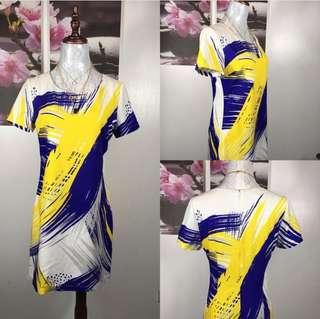 Printed HQ Dress