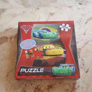 Cars 2 Puzzle (24 pcs.)