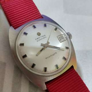 Certina Waterking215 Vintage Watch