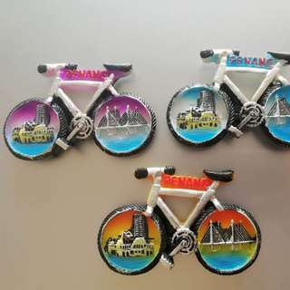 Fridge Magnet Bycicle Penang