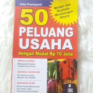 #orangutan Buku Peluang Usaha [PRELOVED]