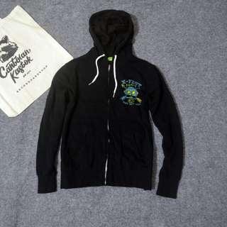 X-Fest zip hoodie