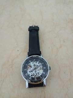 自動陀飛輪腕表