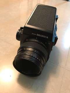 Zenza Bronica GS-1 Medium Format 中幅相機
