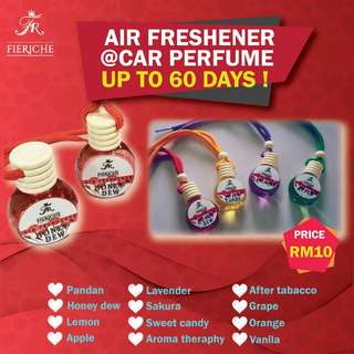 Car Perfume @ Air Freshner