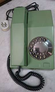 (Reserved) Retro nos Rotary telephone