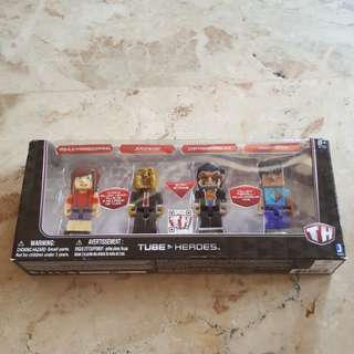 TH Tube Heroes Toys (Collectors Item)