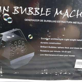 Fun Bubble Machine