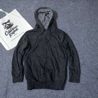 Kenpo zip hoodie