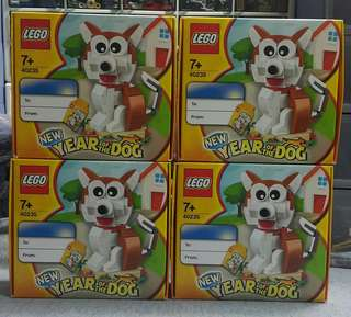 Lego year of the dog